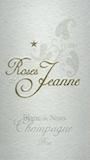 Roses de Jeanne Blanc de Noirs Les Ursules label
