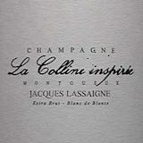 Jacques Lassaigne Colline Inspirée Extra Brut Blanc de Blancs label