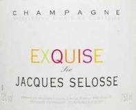 Jacques Selosse Cuvée Exquise Sec label