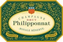 Philipponnat Royale Réserve Brut label