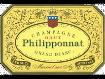 Philipponnat Grand Blanc label