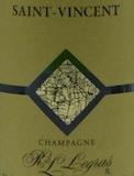 R&L Legras St.Vincent label