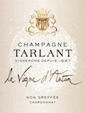 Tarlant La Vigne d'Antan label