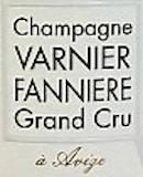Varnier Fannière Brut Grand Cru label