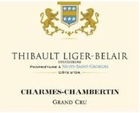 Domaine Thibault Liger-Belair Charmes-Chambertin Grand Cru  label