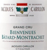 Domaine Jacques Carillon (ex Louis Carillon) Bienvenues-Bâtard-Montrachet Grand Cru  label