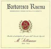 Sottimano Barbaresco  Riserva label