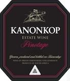 Kanonkop Wine Estate Black Label Pinotage label