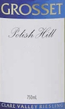 Grosset Polish Hill Riesling label