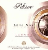 Pelissero Langhe Long Now label