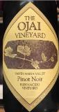 The Ojai Vineyard Bien Nacido Pinot Noir label
