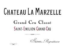 Château La Marzelle  label