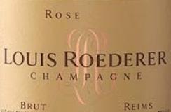 Louis Roederer Brut Rosé Millésimé label