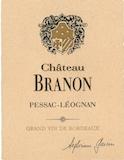 Château Branon  label