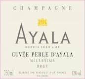 Ayala Perle d'Ayala Nature Grand Cru label