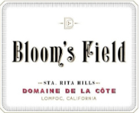 Domaine de la Côte Bloom's Field label