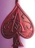 Armand de Brignac Rosé label