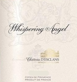 Château d' Esclans Whispering Angel label