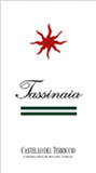 Castello del Terriccio Tassinaia label