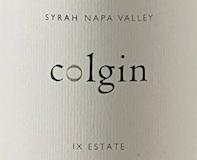 Colgin Cellars IX Estate Red label