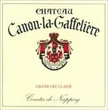 Château Canon-la-Gaffelière  Premier Grand Cru Classé B label