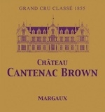Château Cantenac-Brown  Troisième Cru label