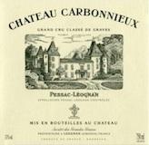 Château Carbonnieux Rouge Cru Classé de Graves label