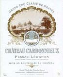 Château Carbonnieux Blanc Cru Classé de Graves label