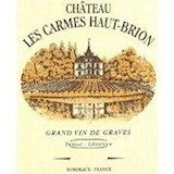 Château Les Carmes Haut-Brion  label