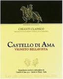 Castello di Ama Chianti Classico Bellavista label