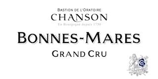 Chanson Père et Fils Bonnes-Mares Grand Cru  label