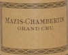 Domaine Charlopin-Parizot Mazis-Chambertin Grand Cru  - label