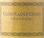 Domaine Charlopin-Parizot Clos Saint-Denis Grand Cru  - label