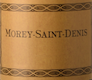 Domaine Charlopin-Parizot Morey-Saint-Denis  - label