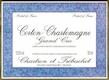 Domaine Jean Chartron Corton-Charlemagne Grand Cru  - label