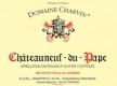 Domaine Charvin Châteauneuf-du-Pape  - label