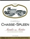 Château Chasse-Spleen  - label