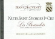 Domaine Jean Chauvenet Nuits-Saint-Georges Premier Cru Les Bousselots - label