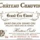 Château Chauvin  Grand Cru Classé - label