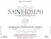 Domaine Jean-Louis Chave Saint-Joseph  - label