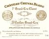 Château Cheval Blanc  Premier Grand Cru Classé A - label