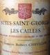 Domaine Robert Chevillon Nuits-Saint-Georges Premier Cru Les Cailles - label