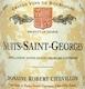 Domaine Robert Chevillon Nuits-Saint-Georges  - label