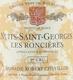 Domaine Robert Chevillon Nuits-Saint-Georges Premier Cru Les Roncières - label