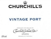 Churchill Porto  Vintage Port - label