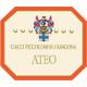 Ciacci Piccolomini d'Aragona Ateo - label