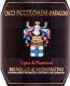 Ciacci Piccolomini d'Aragona Brunello di Montalcino Vigna di Pianrosso Riserva - label