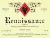 Domaine Auguste Clape Cornas Renaissance - label