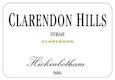 Clarendon Hills Hickinbotham Syrah - label