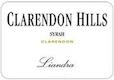 Clarendon Hills Liandra Syrah - label